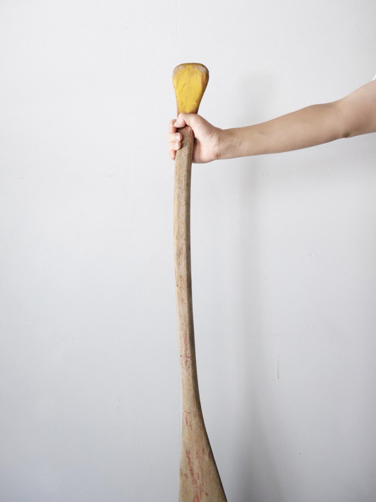 Wood paddle, vintage,USA
