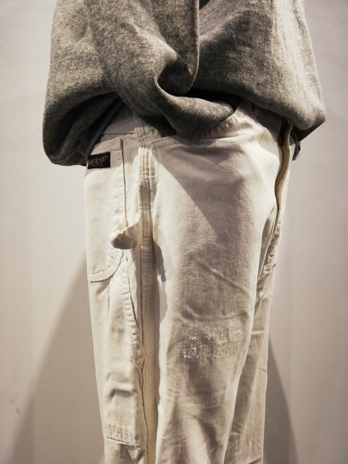 DEECEE,painter pants, USA