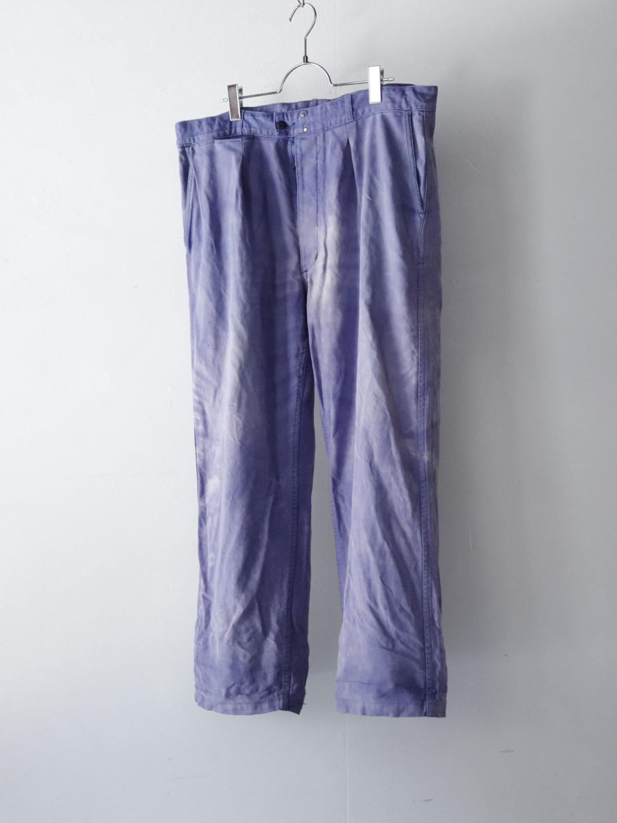 work pants, vintage, France,