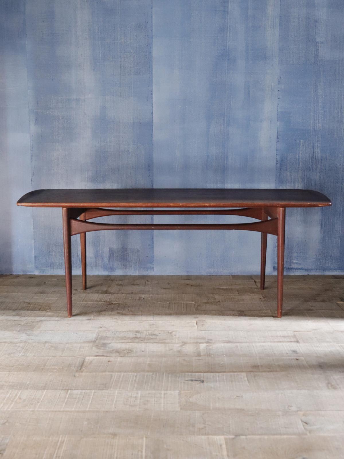 1960's, teak table, Denmark