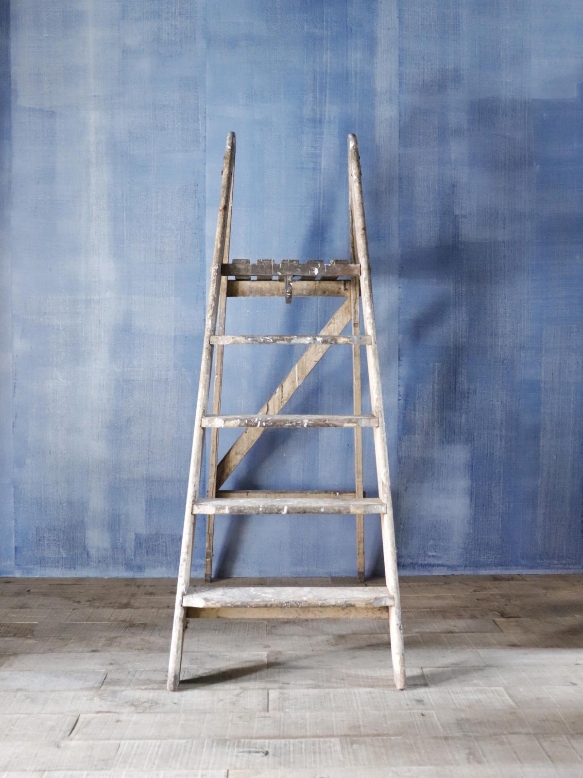 ladder, folding, England