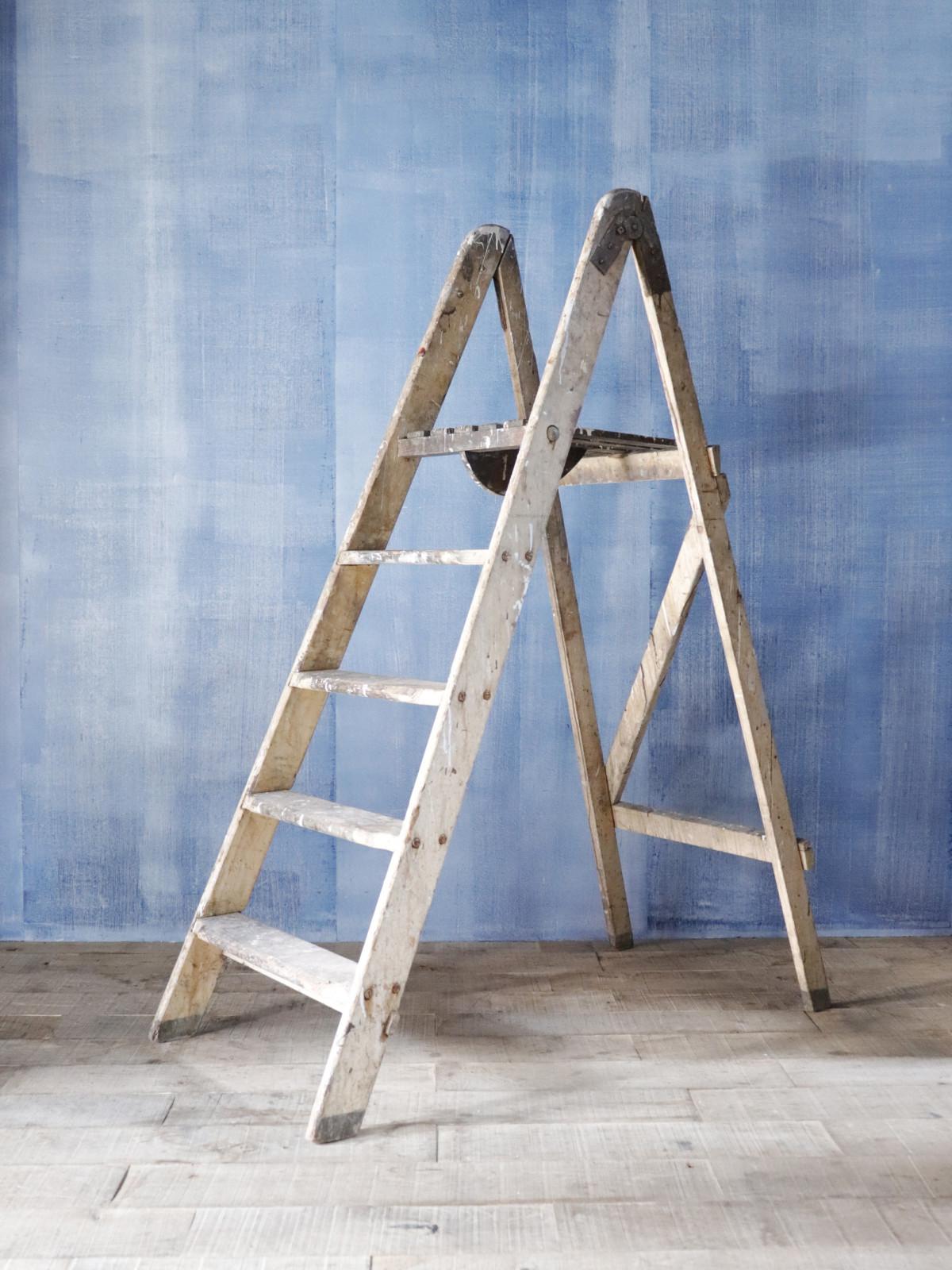 ladder, England, folding