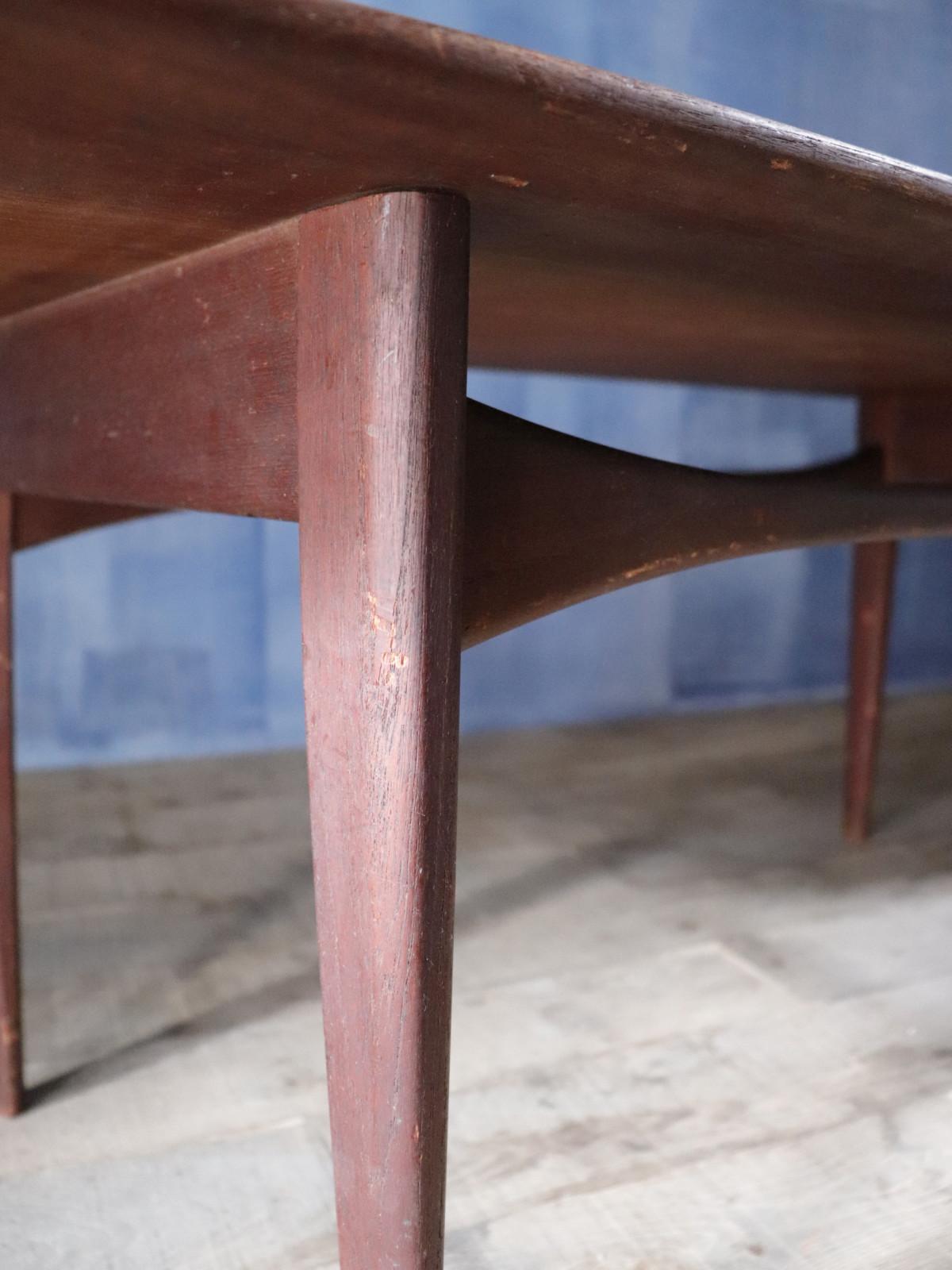 1960's, teak coffee table, Denmark