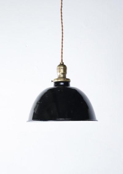 Enamel lamp shade,USA, vintage