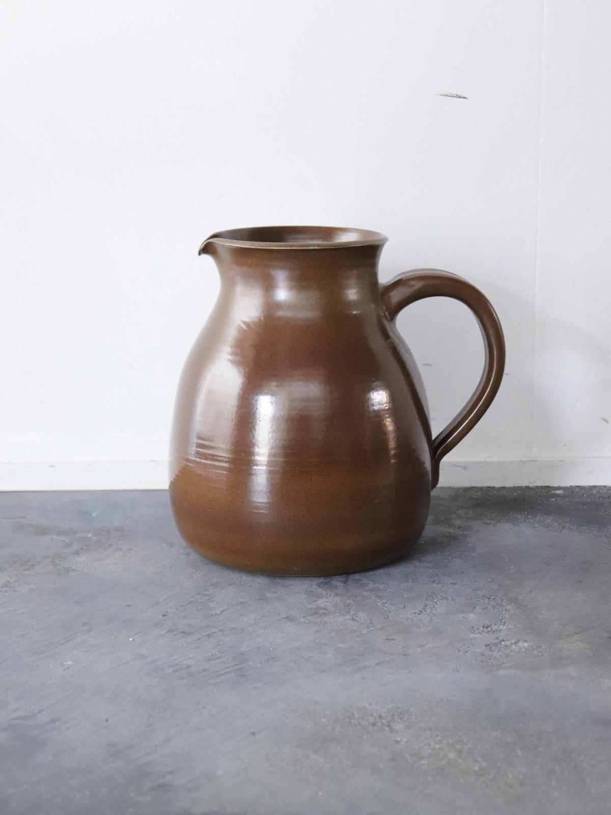 pitcher, Germany, Pottery,Dead stock