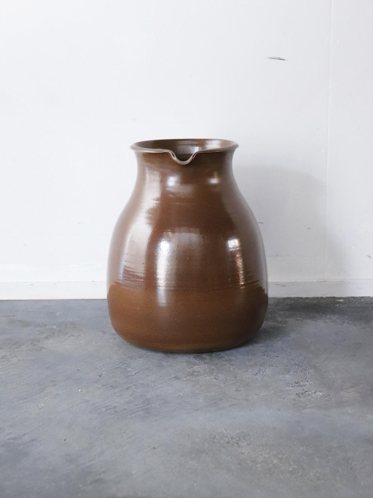 pitcher,Germany,Pottery,Dead stock