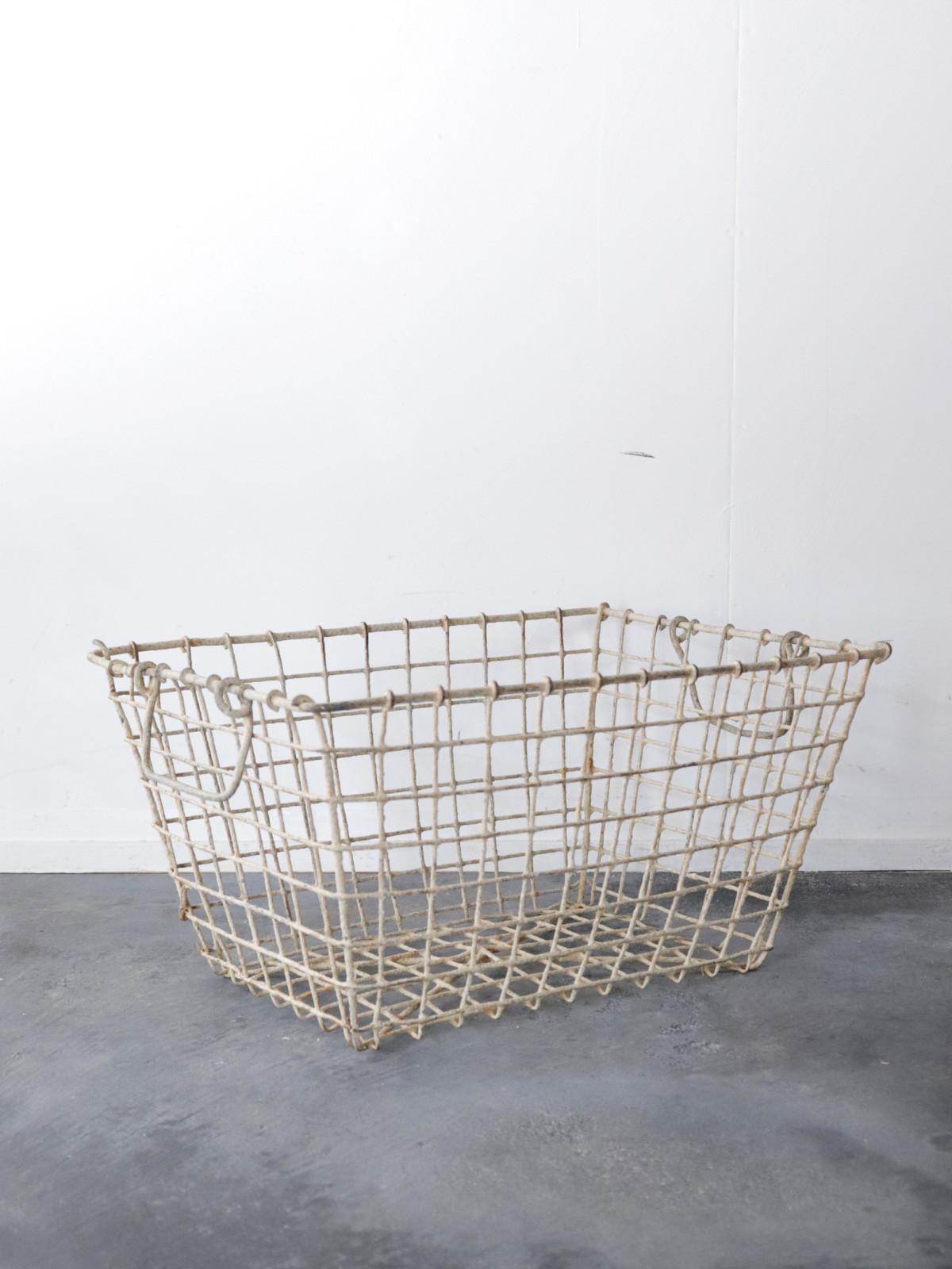 metal,basket,France