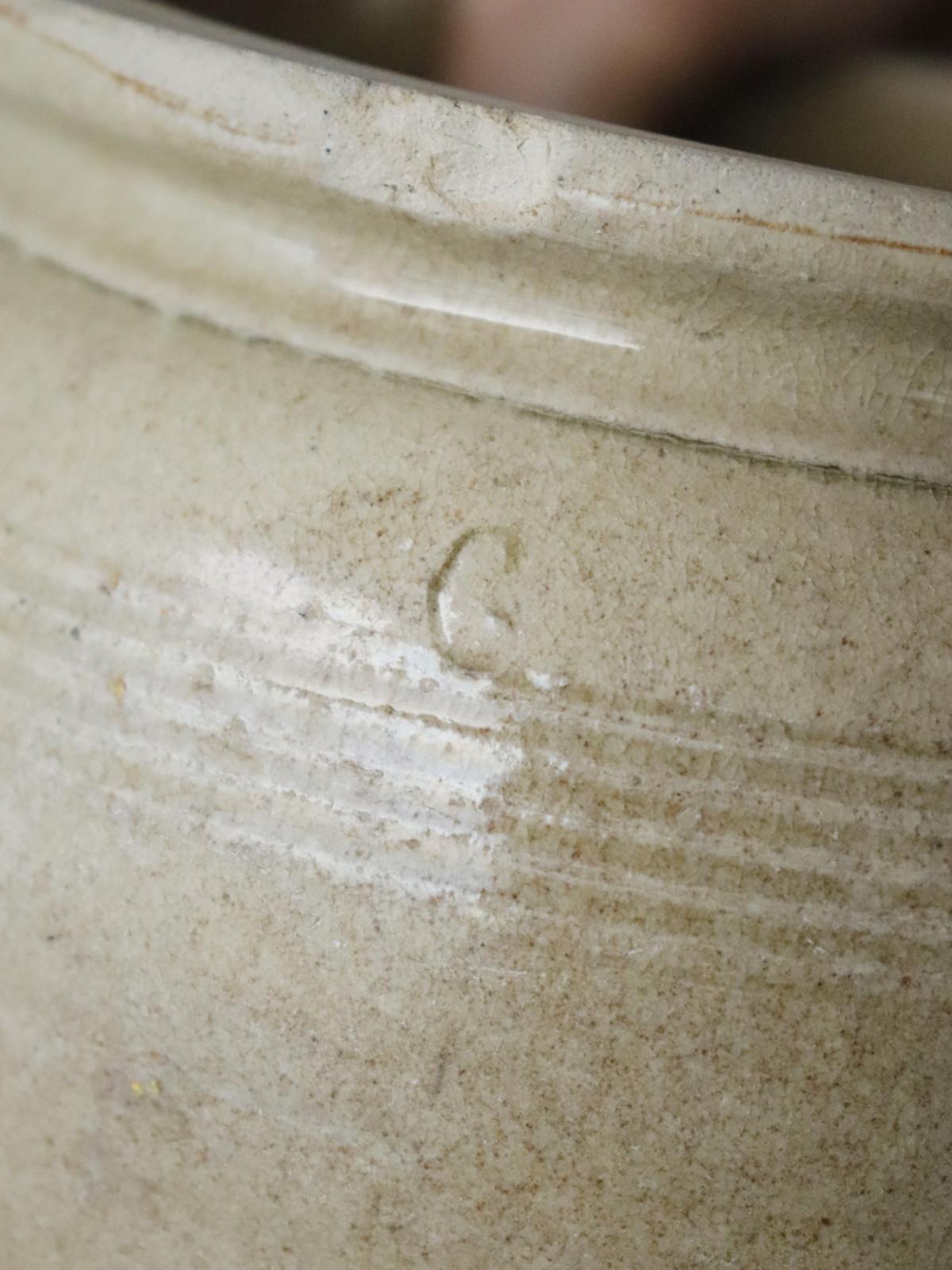 early1900's, pottery, pot, France,