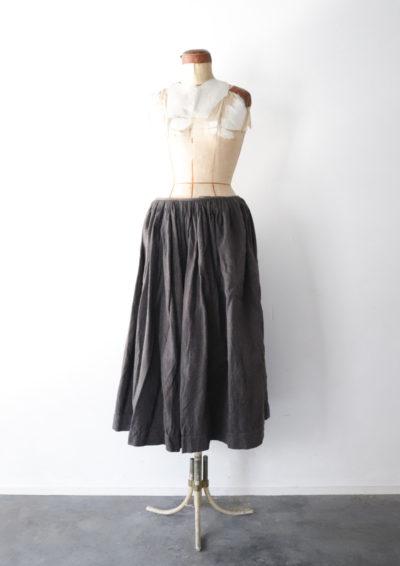 France, wool skirt, vintage