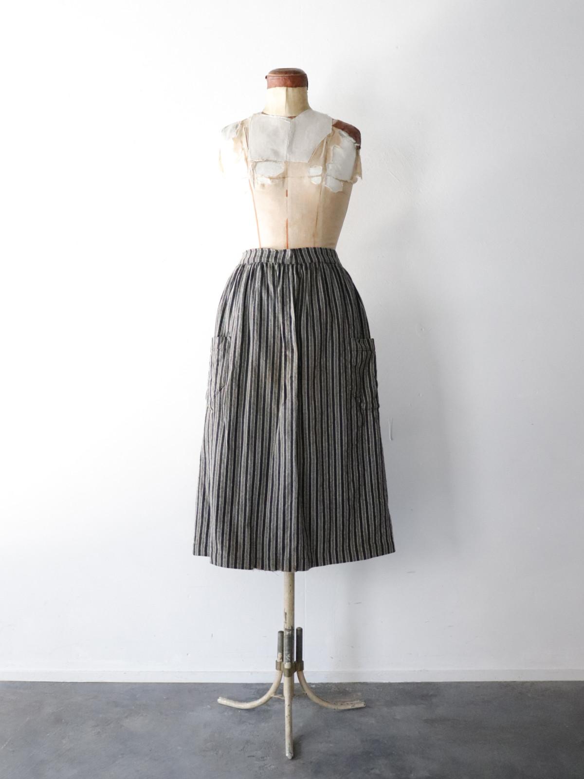 vintage, France, apron