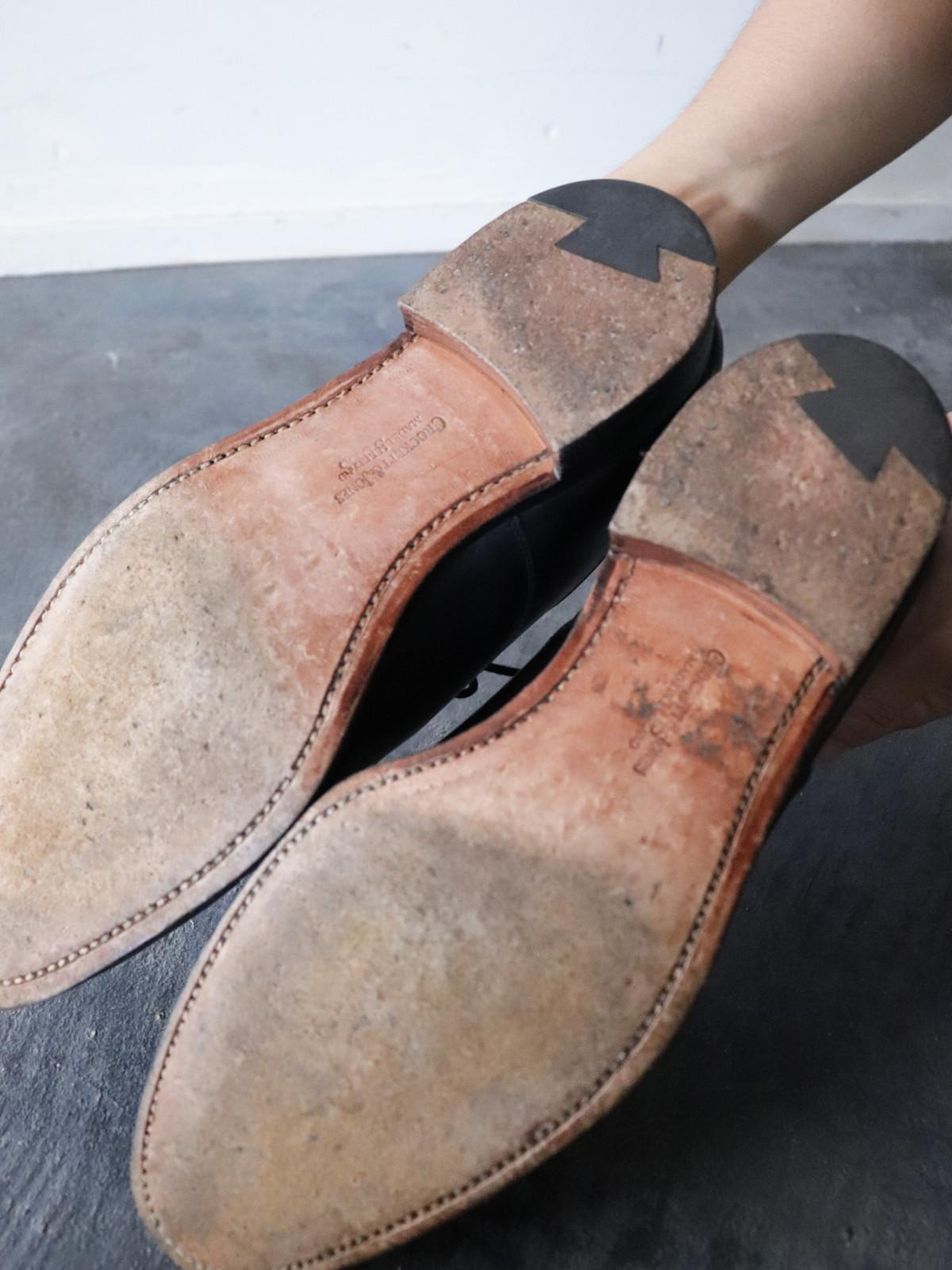 Crocket and johns,England,shoes