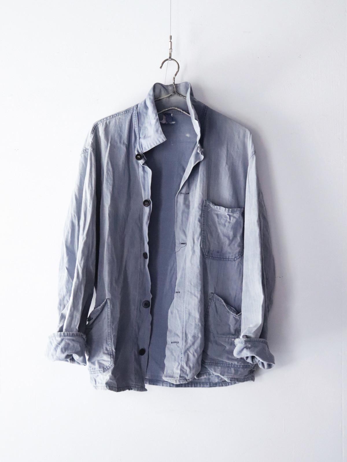 vintage, work jacket, europe