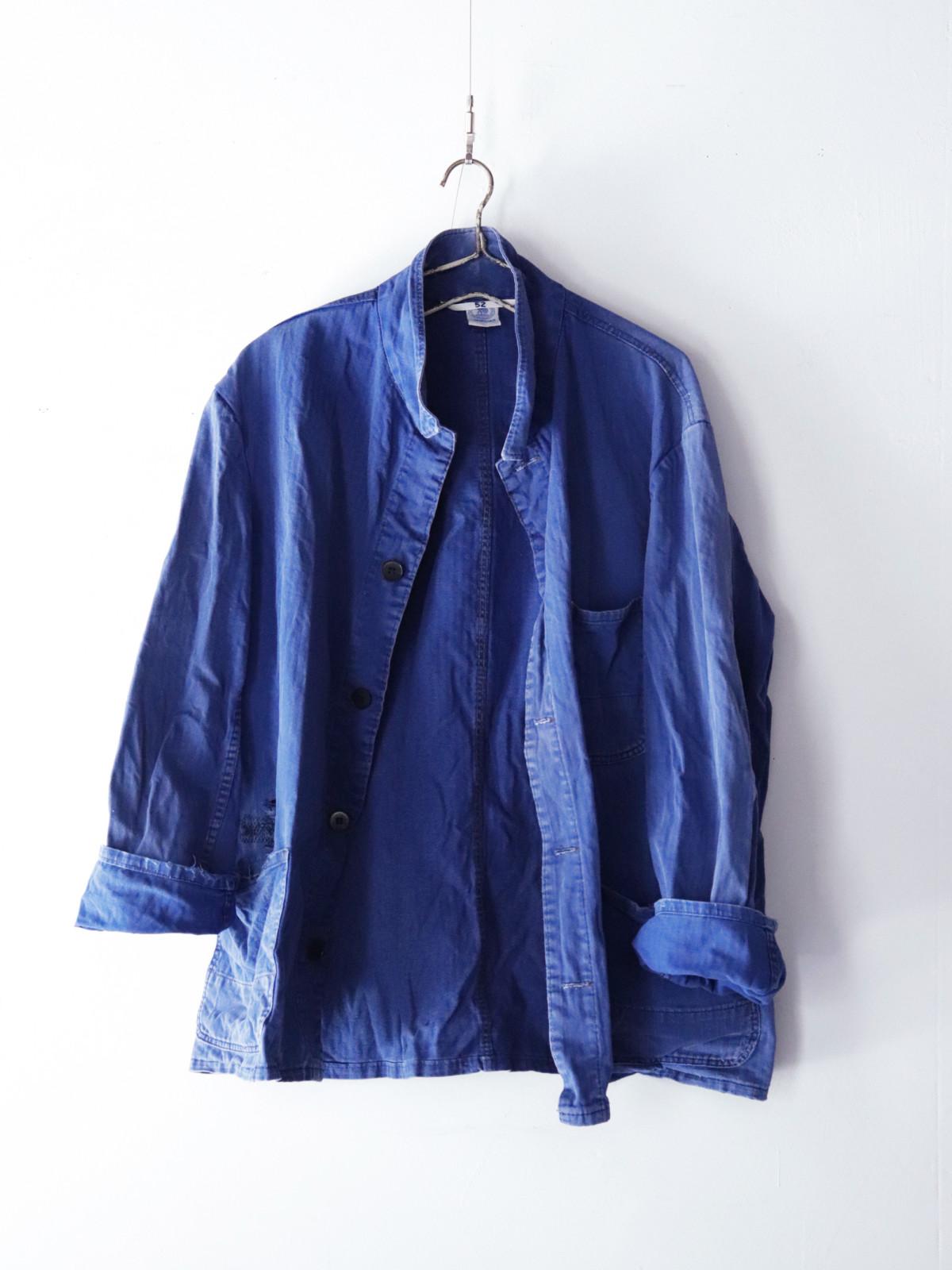 vintage, work jacket, Germany
