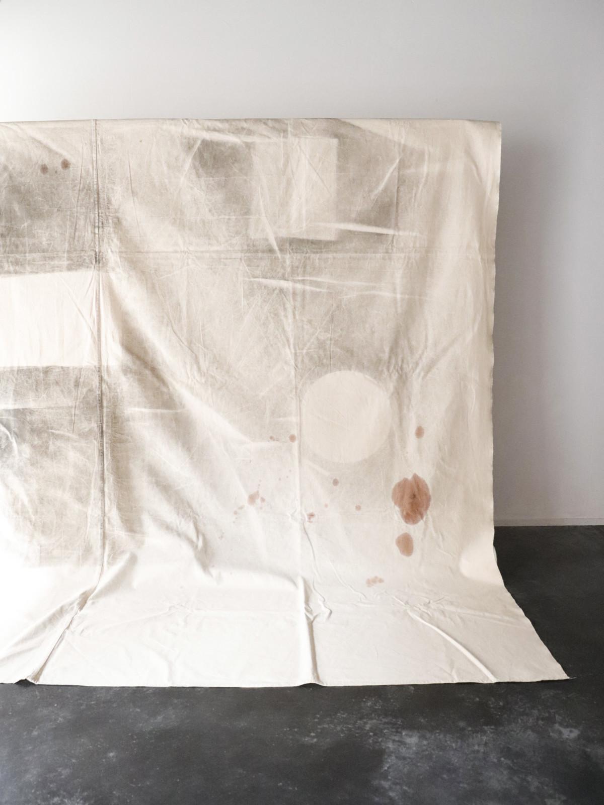 canvas fabric, USA,vintage