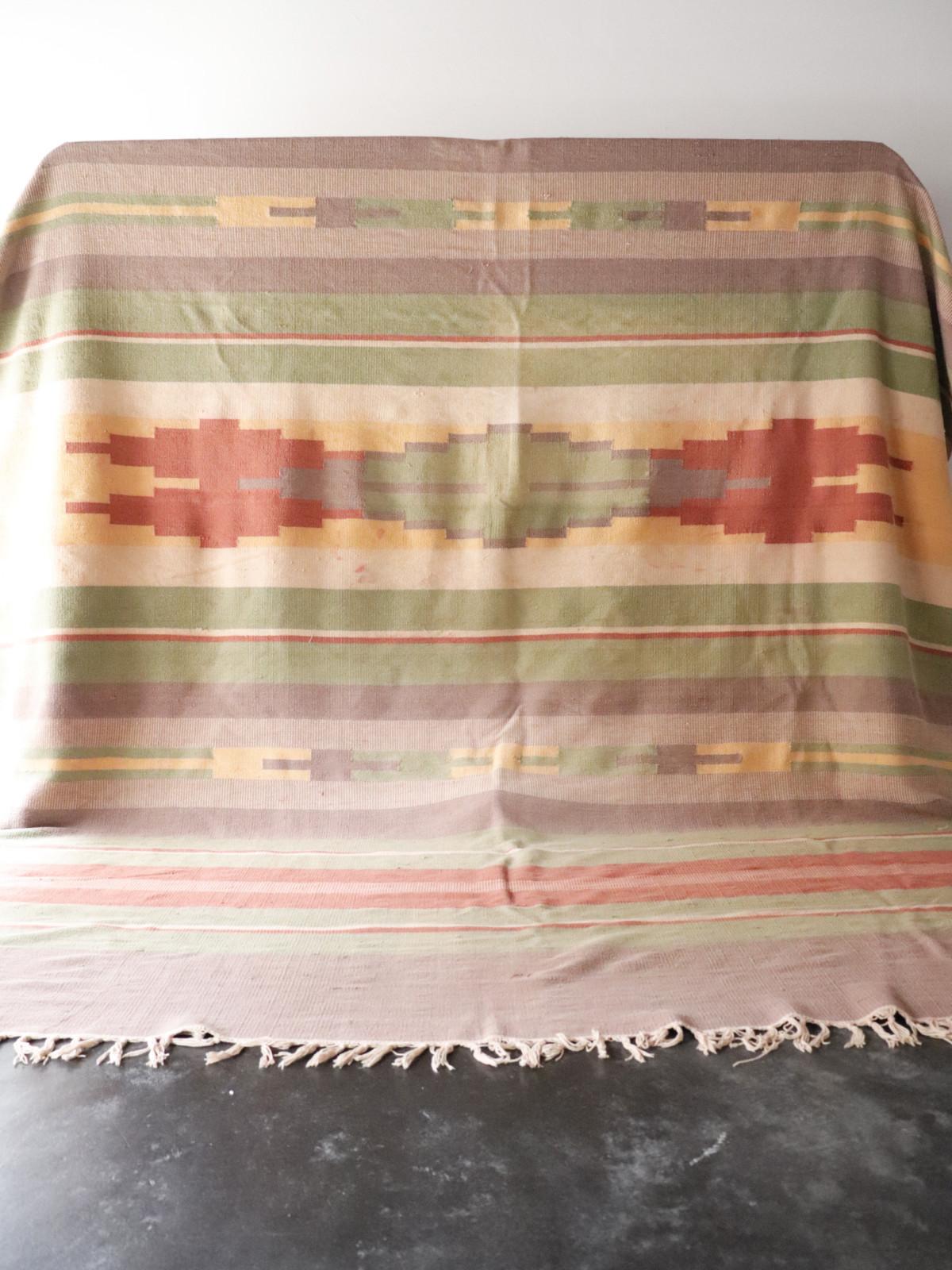 cotton, rug,USA,vintage