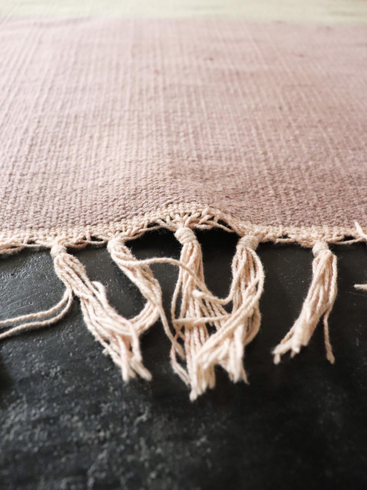 cotton rug, USA,vintage