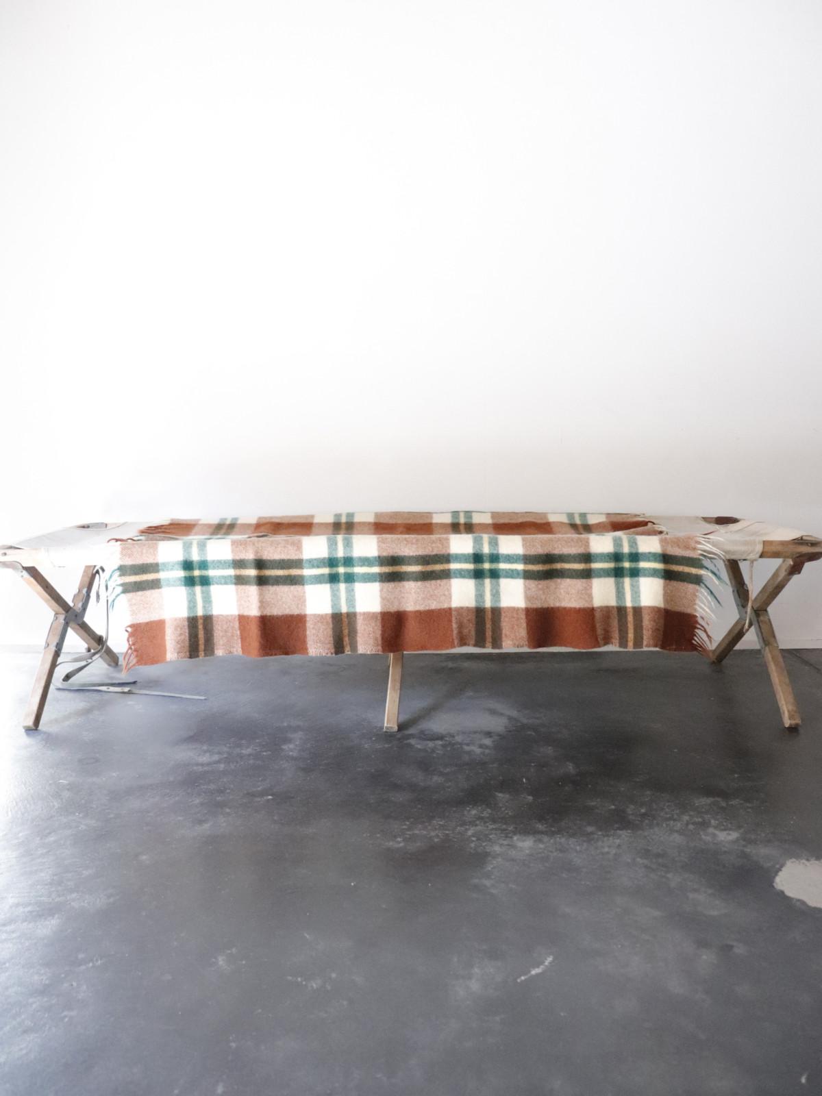 TROY, Vintage,Blanket,USA
