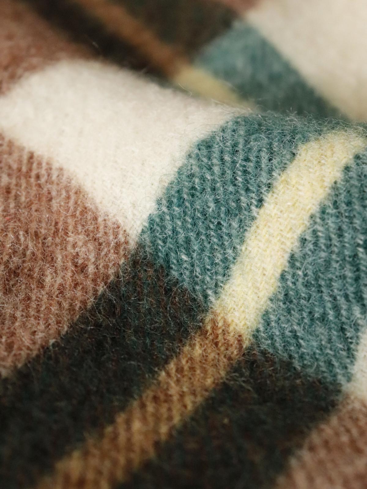 TROY,Vintage,Blanket,USA