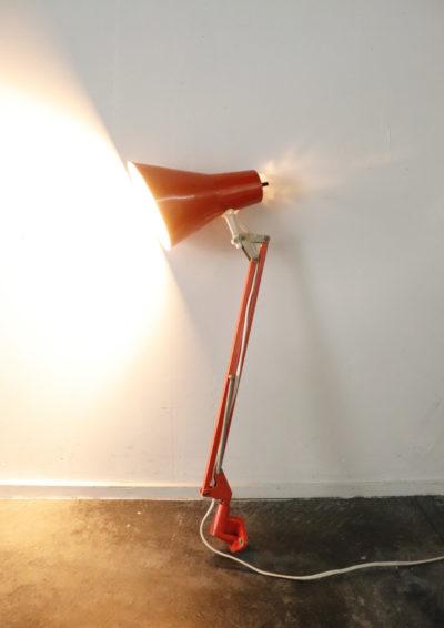 desk lamp,denmark,vintage