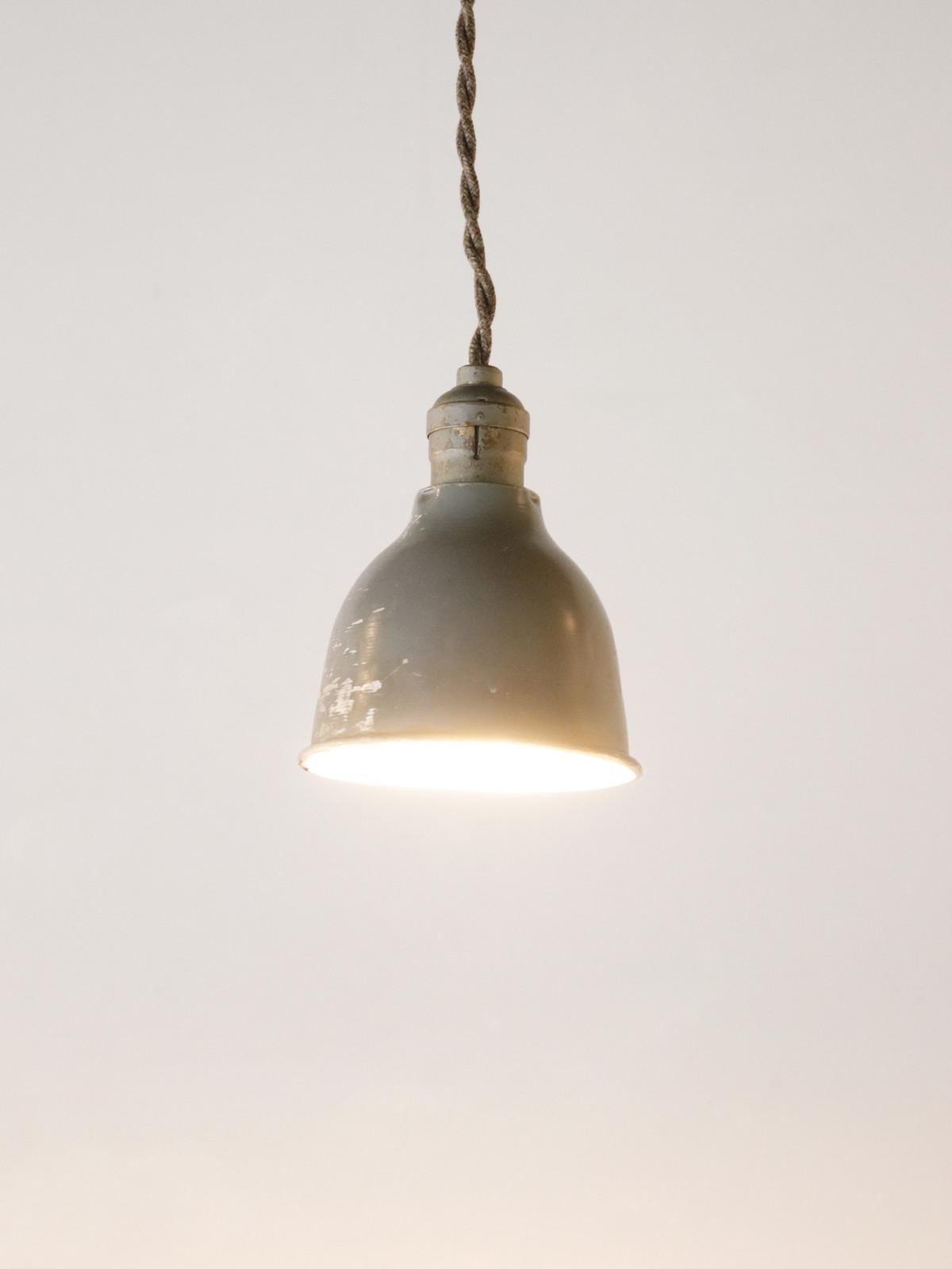 O.C.White,pendant light,vintage,USA