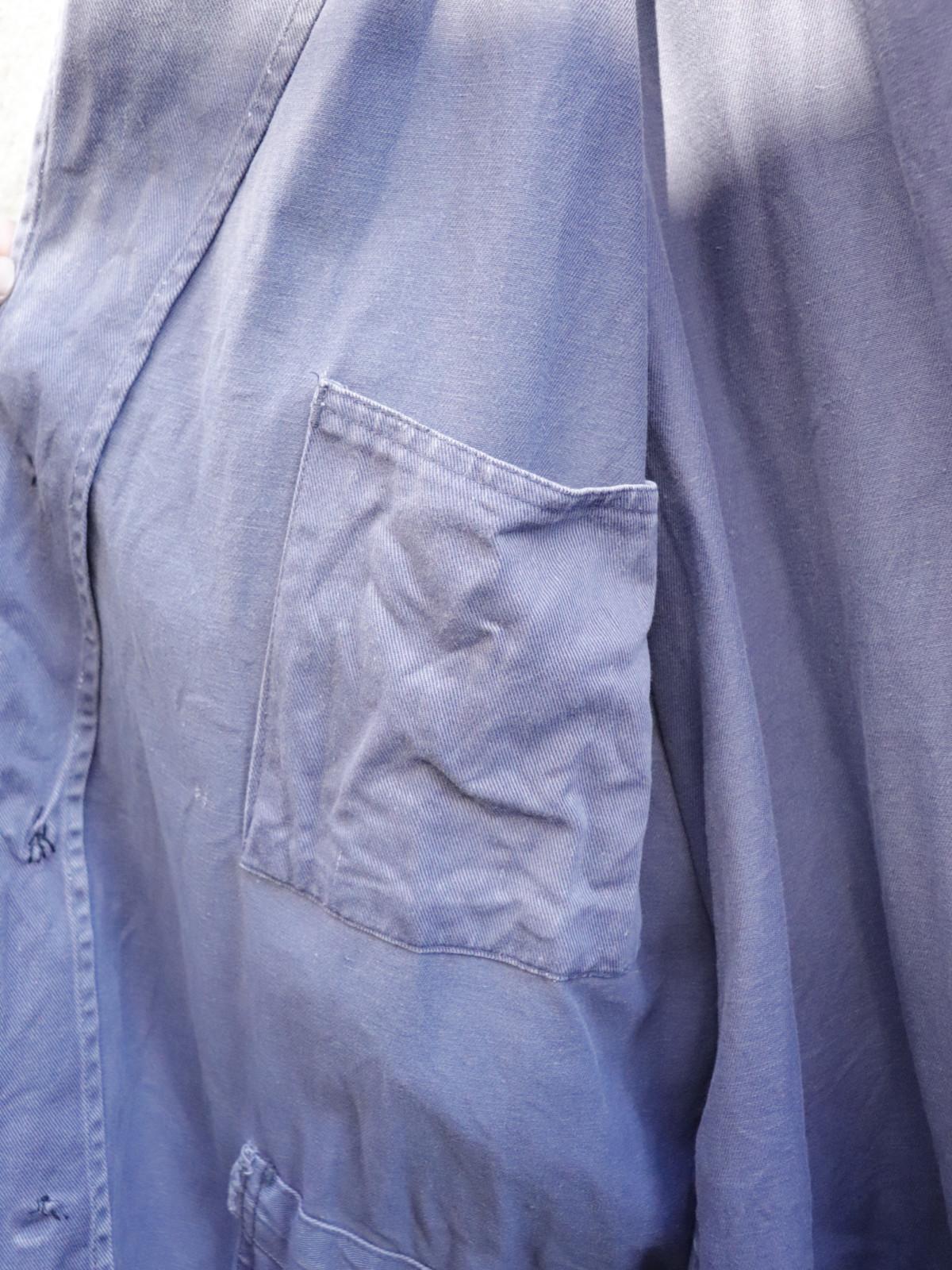 vintage,cotton ,shop coat,europe