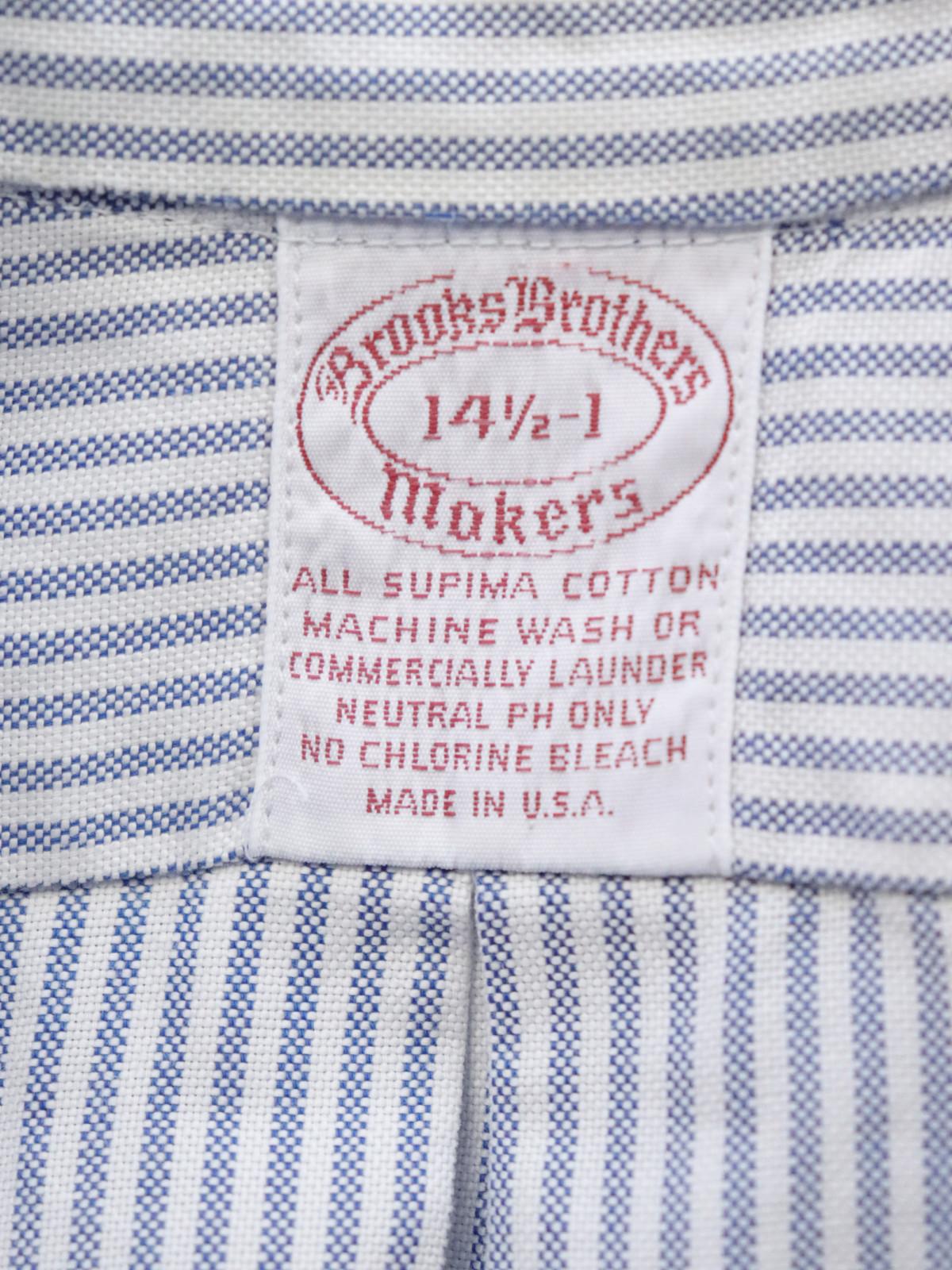 _Brooks Brothers,USA,cotton shirts,