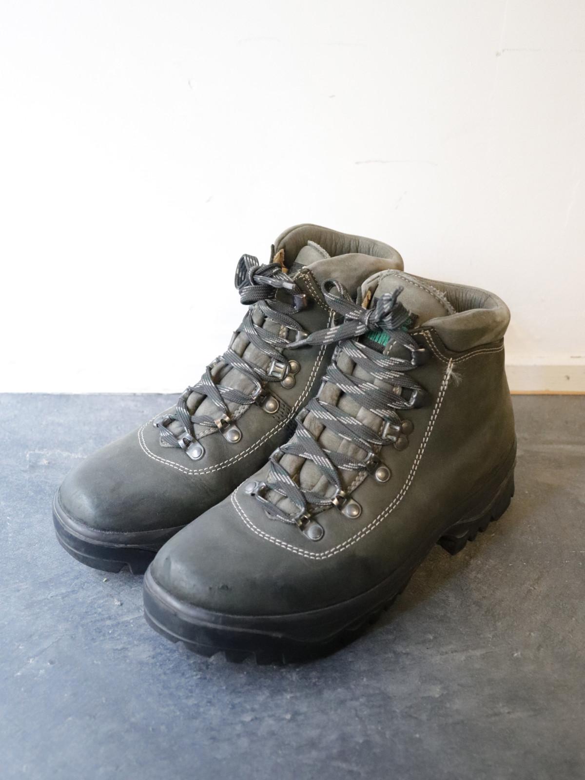 LIMMER,camp boots,Germany,vintage