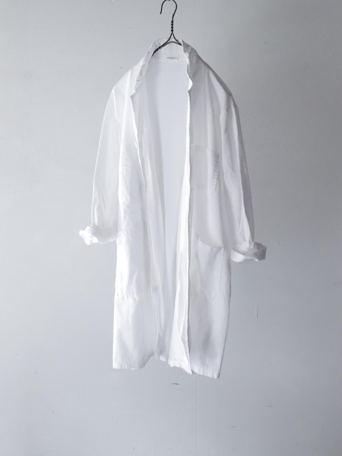 vintage,work coat,white,europe