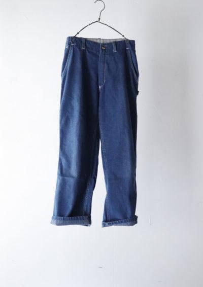 vintage,denim painter pants,usa