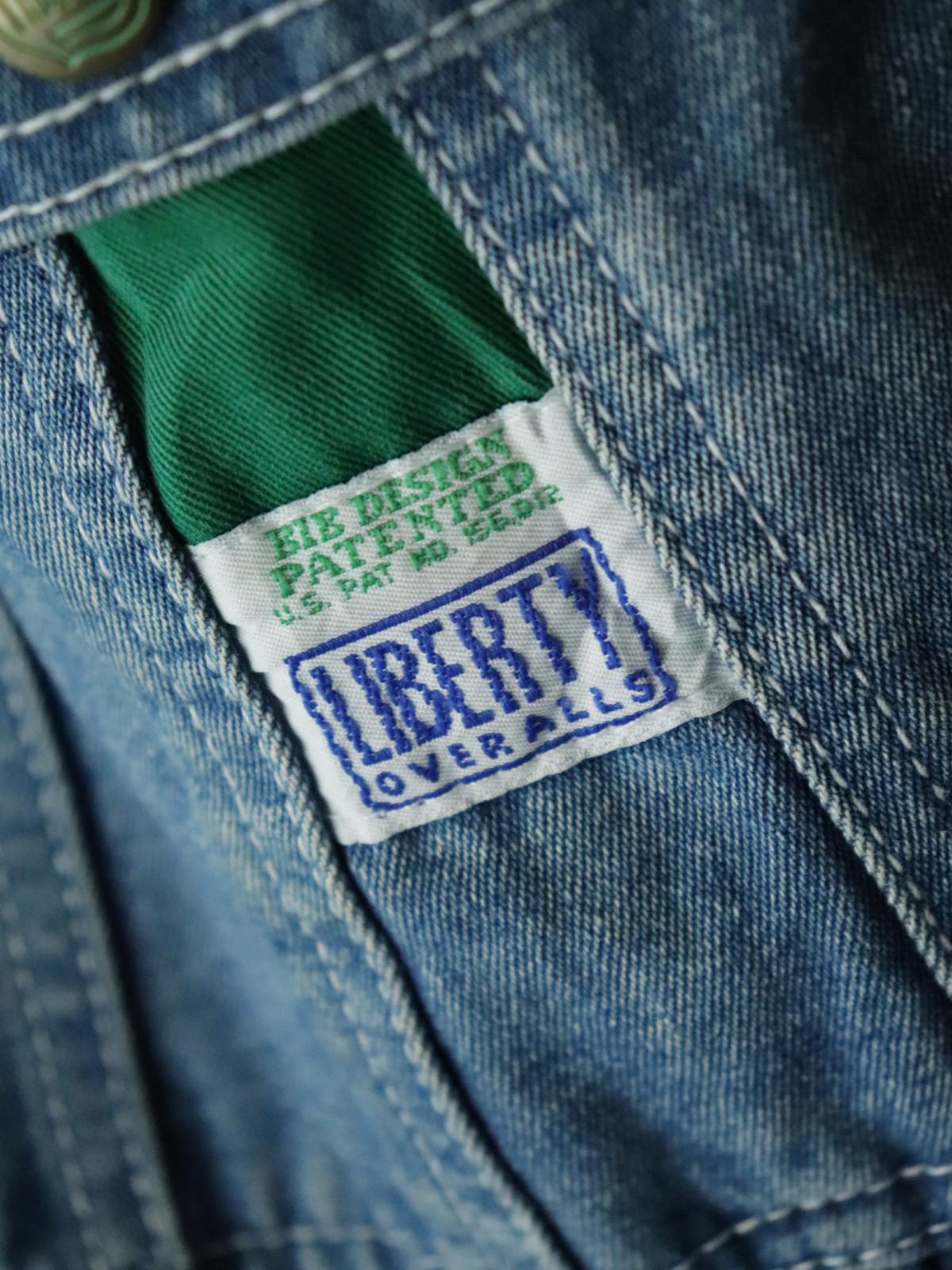 denim overall,usa,liberty