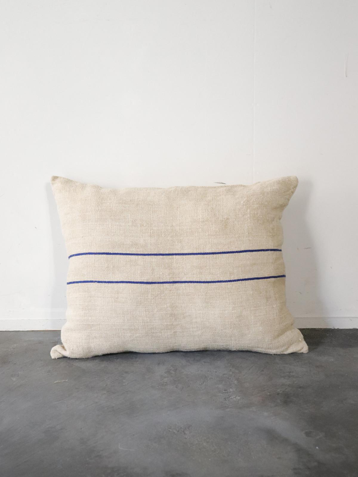 Hungary,linen fabric,cushion,Brown.remake,vintage