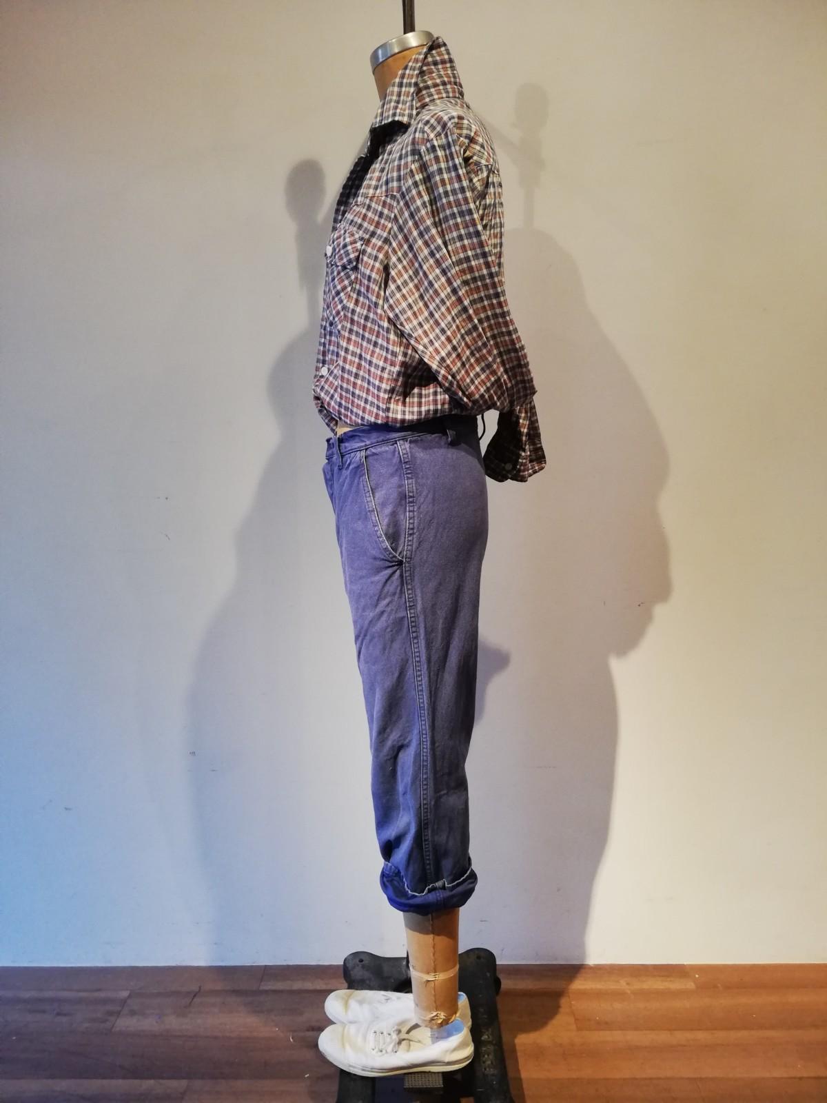 Work pants,Europe,vintage