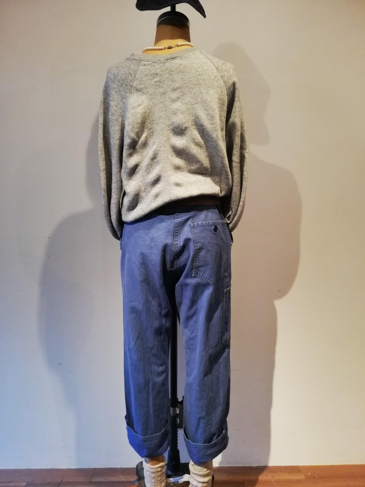 Work pants,vintage,europe