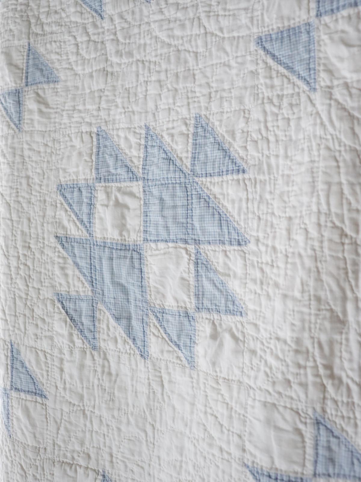 Vintage,handmade,quilt,usa