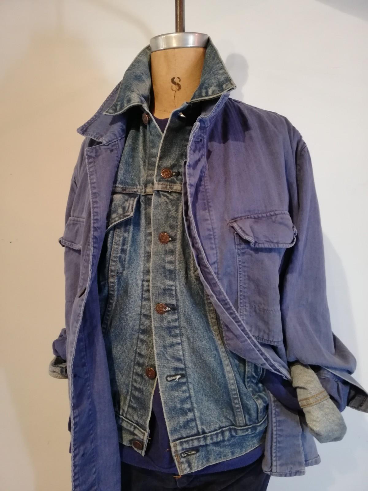 vintage,denim jacket,usa,levis