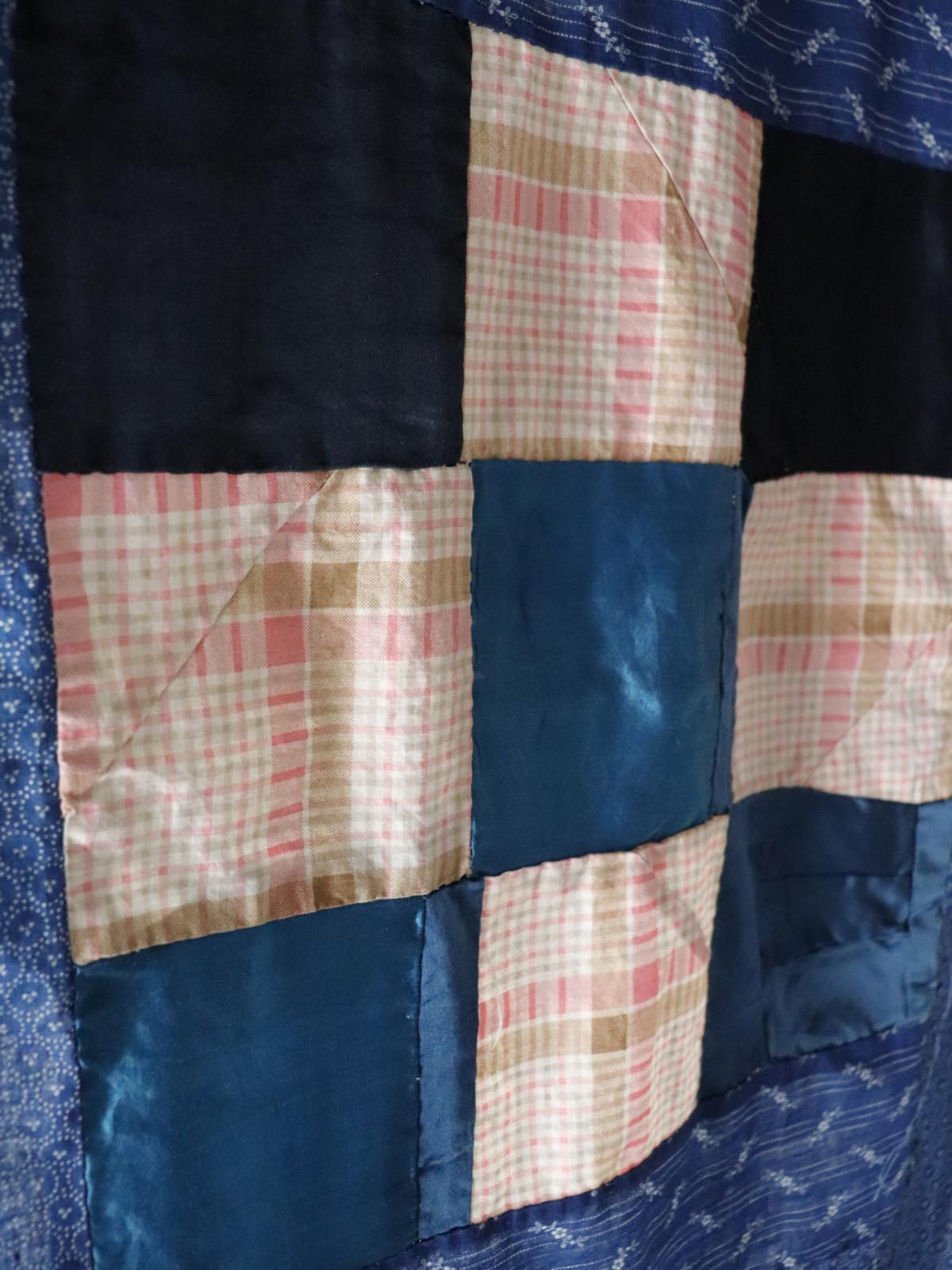 Vintage,Quilt top,USA,Antique,
