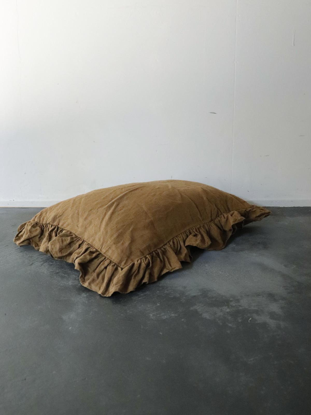 ralph lauren,linen pillow,dead stock,cushion