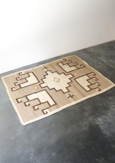 Navajo rug,vintage,usa