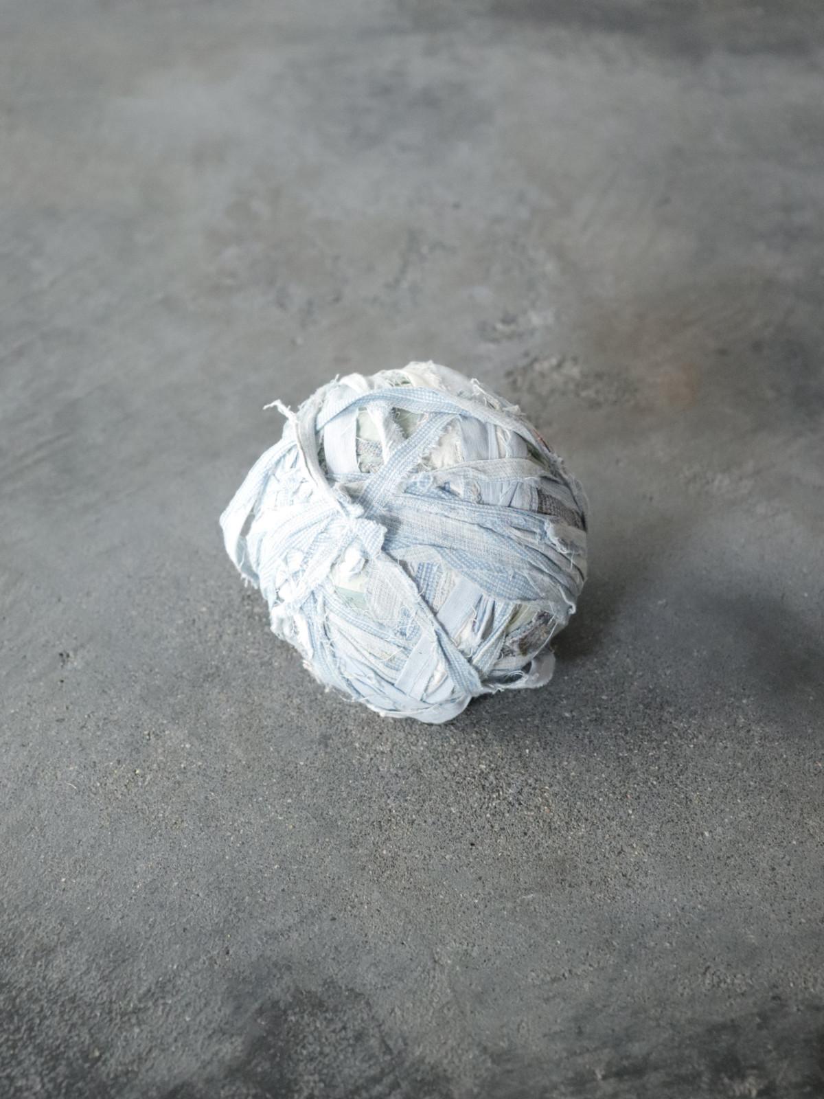 Antique,ragrug,rug ball,usa