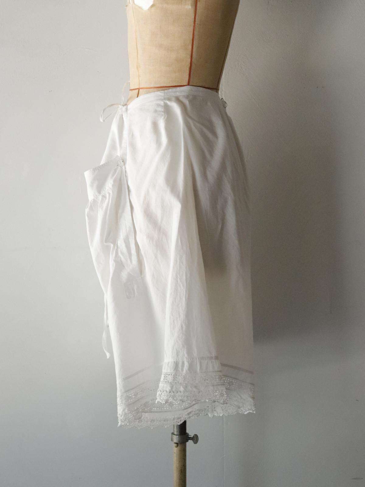 vintage,europe,linen,cotton,nightwear,lace,enbroidery,pants