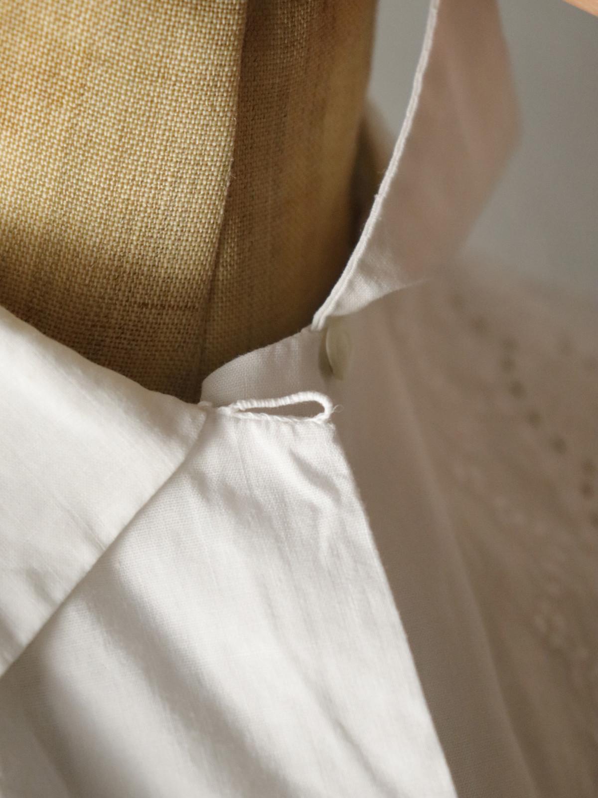 vintage,europe,linen,cotton,nightwear,lace,enbroidery,blouse