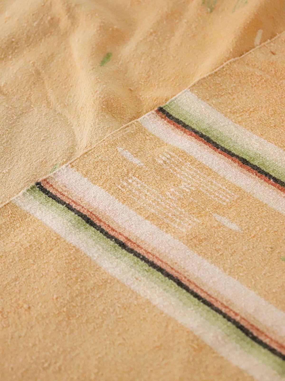 Vintage,cotton rug,mexico,rug
